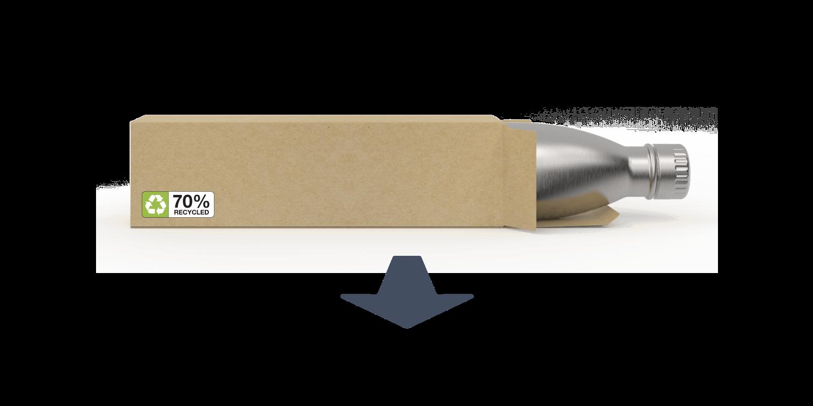 Comment nous fabriquons nos Gourdes en Métal - Step10