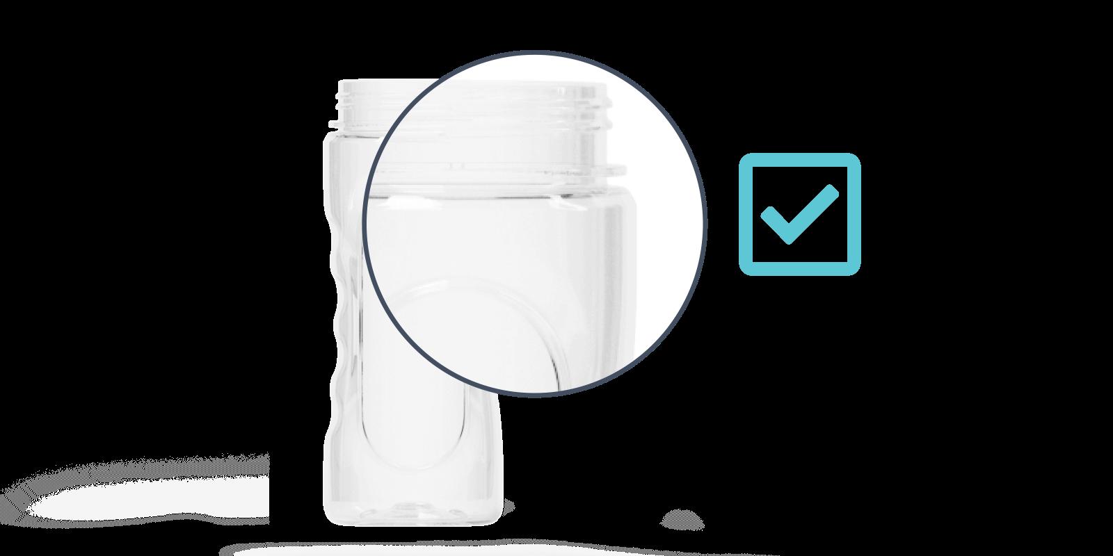 Comment nous fabriquons nos Gourdes en Plastique - Step4
