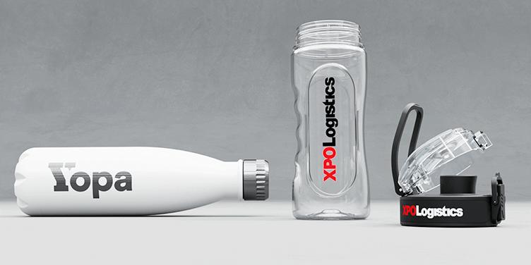 Flasky - Comment imprime-t-on votre logo ?