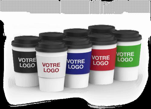 Java - Mug de voyage marqué